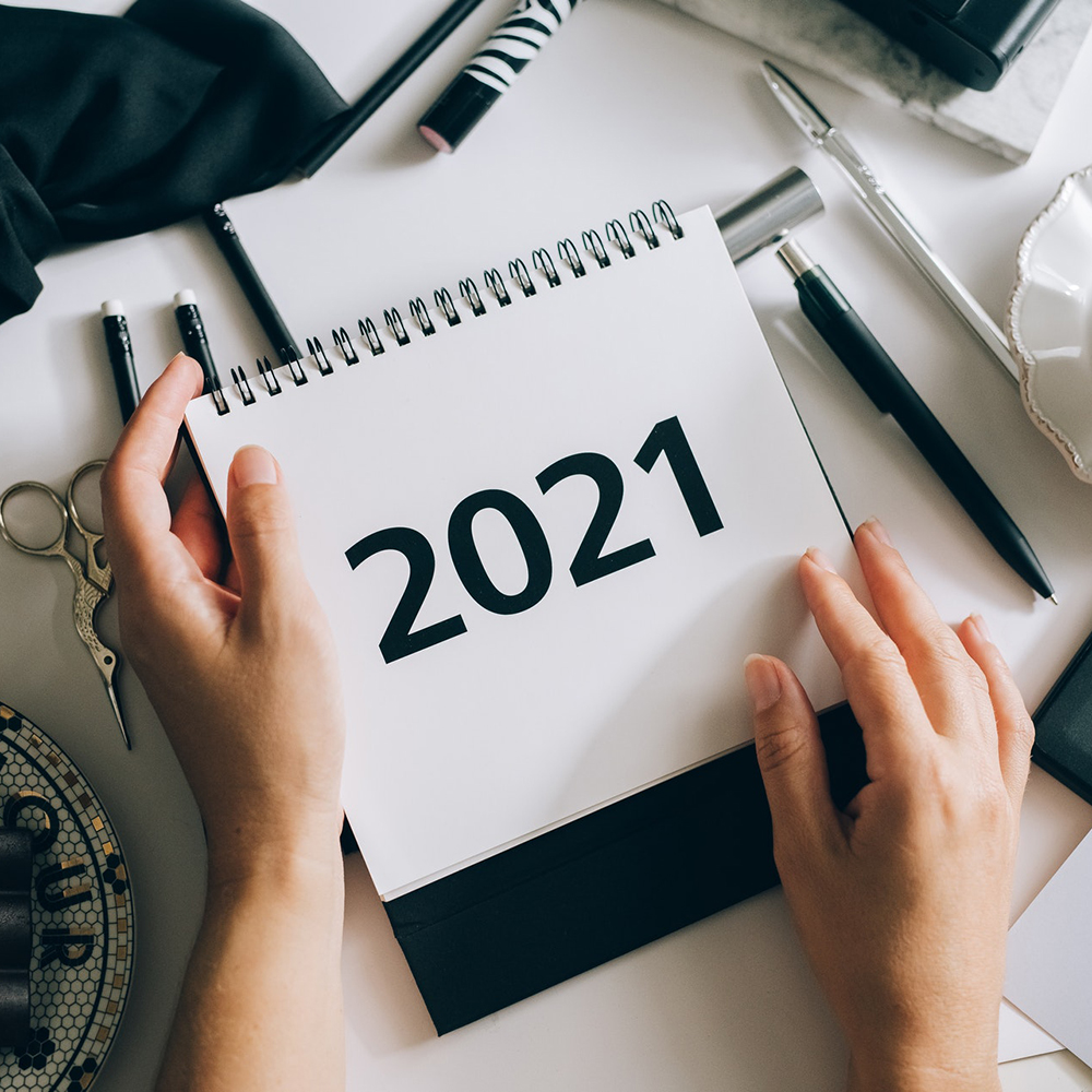 Five areas of focus in 2021